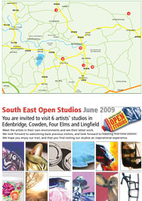 Eden Valley South East Open Studios trail guide