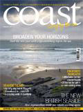 Sarah Medway Photographer on Caost Magazine front cover Feb 2009
